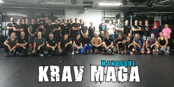 Krav Maga Manosque